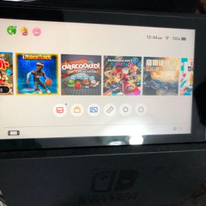 switch +7隻games