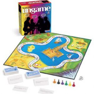 "The ""Ungame"" board game"