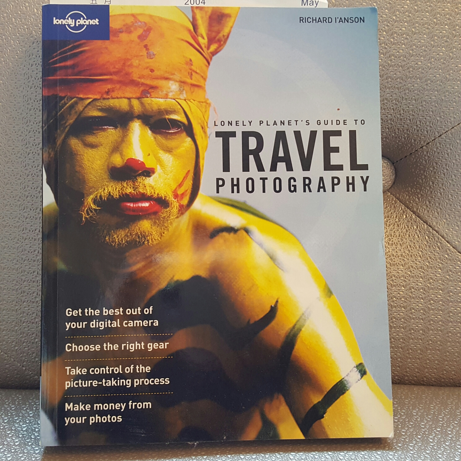 Lonely planet's guide to travel photography image