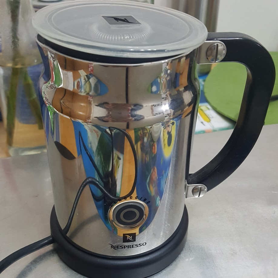Milk frother image
