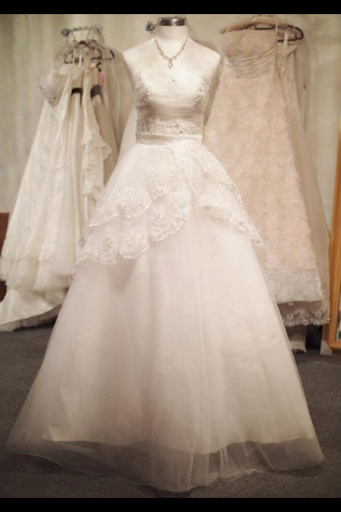 Ball Gown 婚紗 image