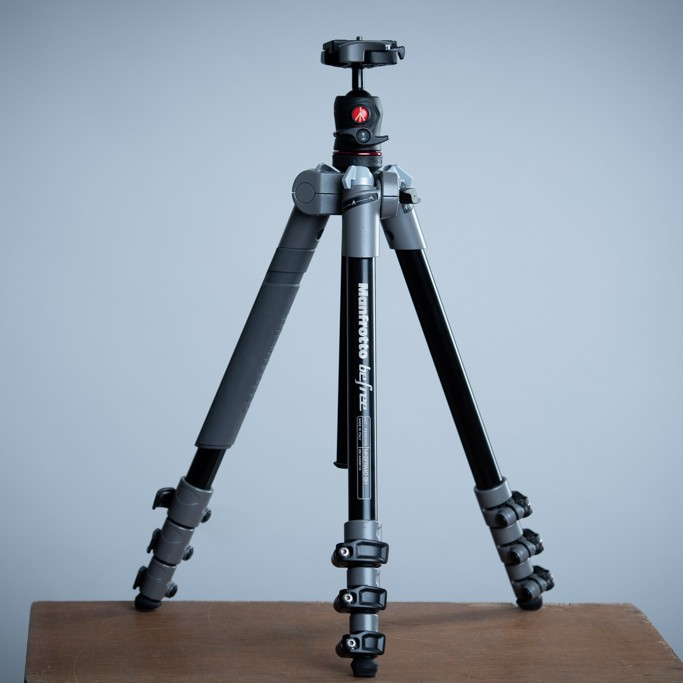Manfrotto BeFree Tripod image