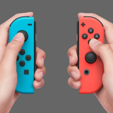 Nintendo Switch Joycon (1 pair, left and right) image