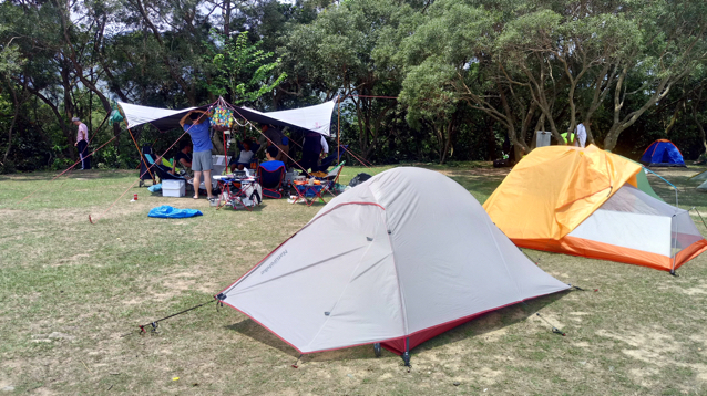 Tent for 2 people 二人 帳篷 露營 image