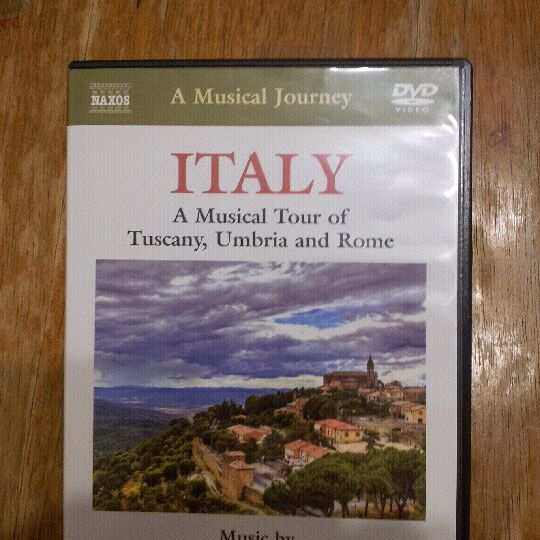 Italy,  a musical guide to Tuscany,  Umbria and Rome image