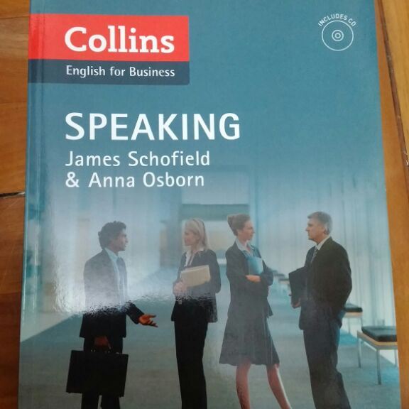 Collins English for Business Speaking image