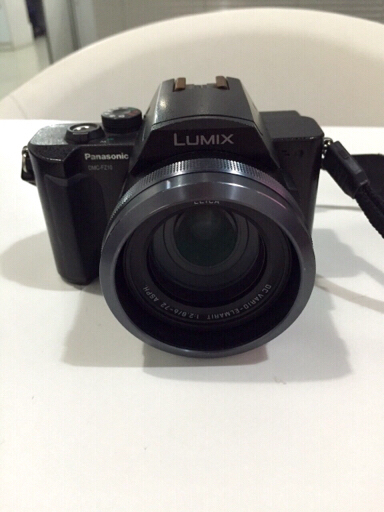 Camera - Panasonic Lumix DMC-FZ10 image