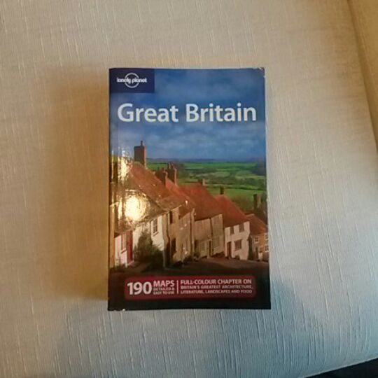 Lonely Planet Great Britain image