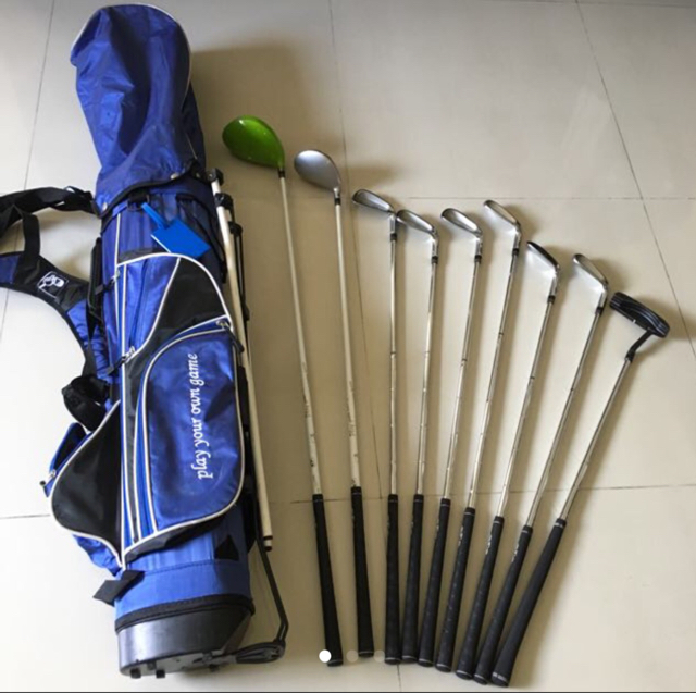 Children Golf Set (suitable for children between 6 and 10 years old) image