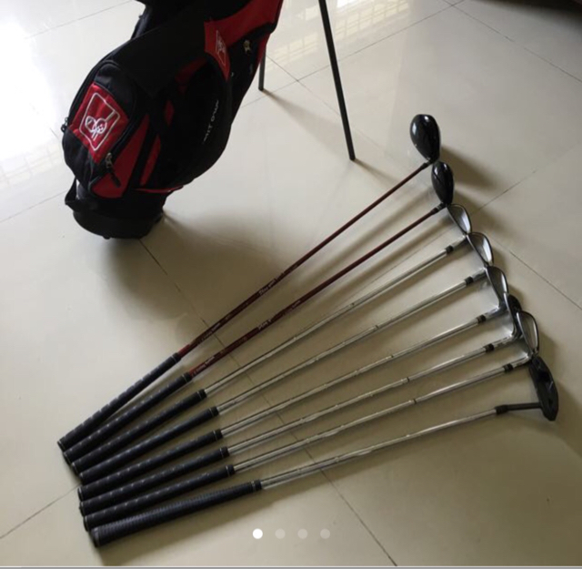 Children Golf set ( suitable for children between 8 and 12 years old) image
