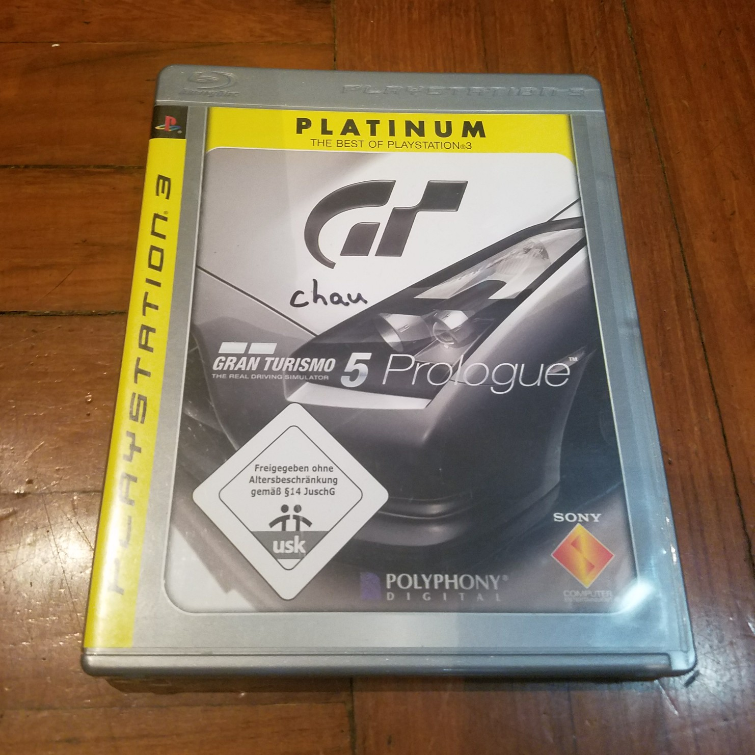 PS3 Video Game image