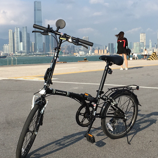 dahon hat060 bicycle (sai wan) image