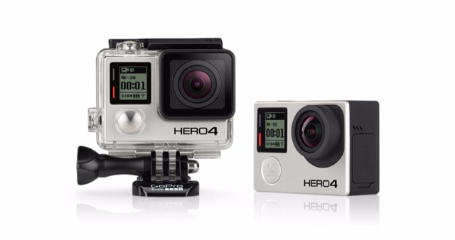 GoPro Hero 4 Black image