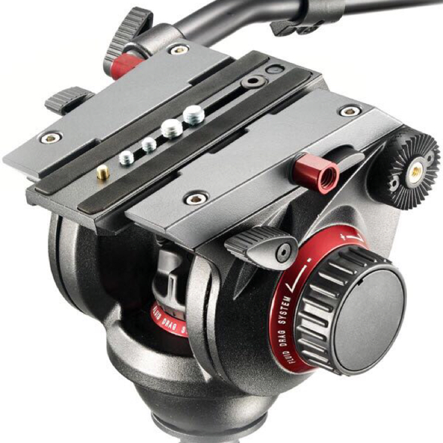 Manfrotto 504HD fluid head image