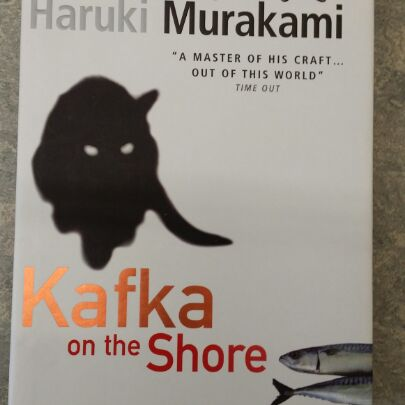 Murakami - Kafka on the Shore image