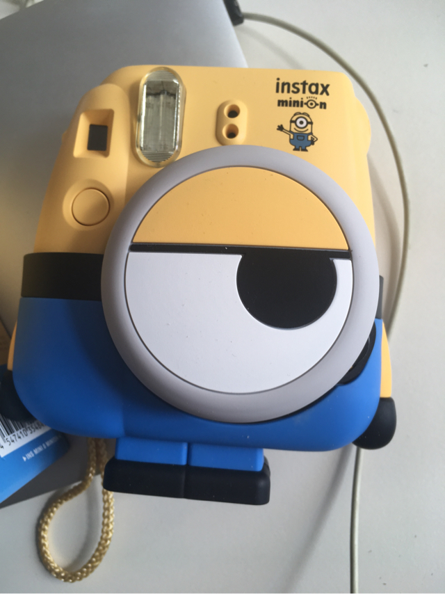 Instax minion mini 8 special pack image
