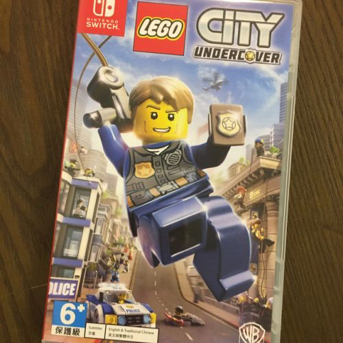Switch LEGO City Undercover  image