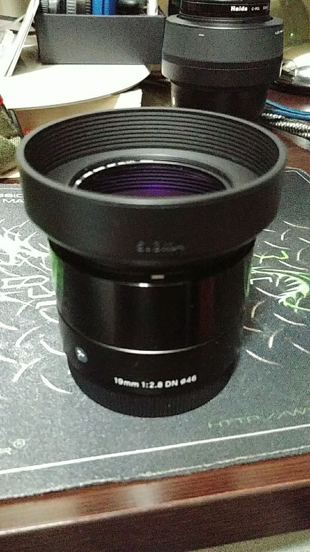 Sigma 19mm F2.8 DN for sony aspc image