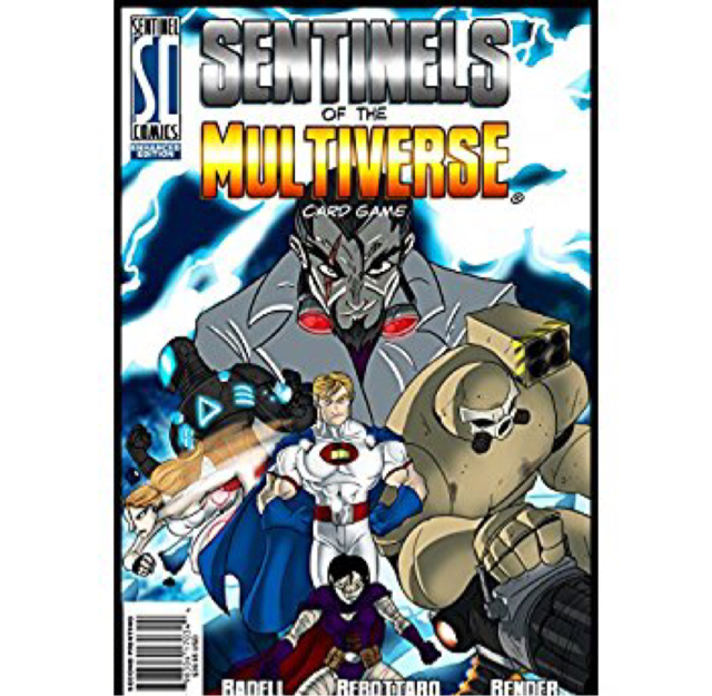 Sentinels of the Multiverse image