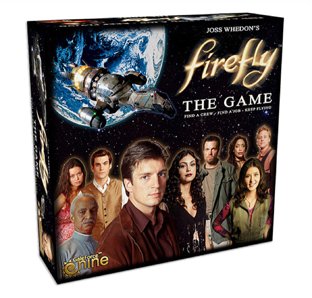 Firefly the Boardgame image