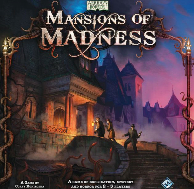 Mansion of Madness image