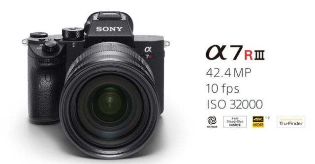 Sony a7r3 image