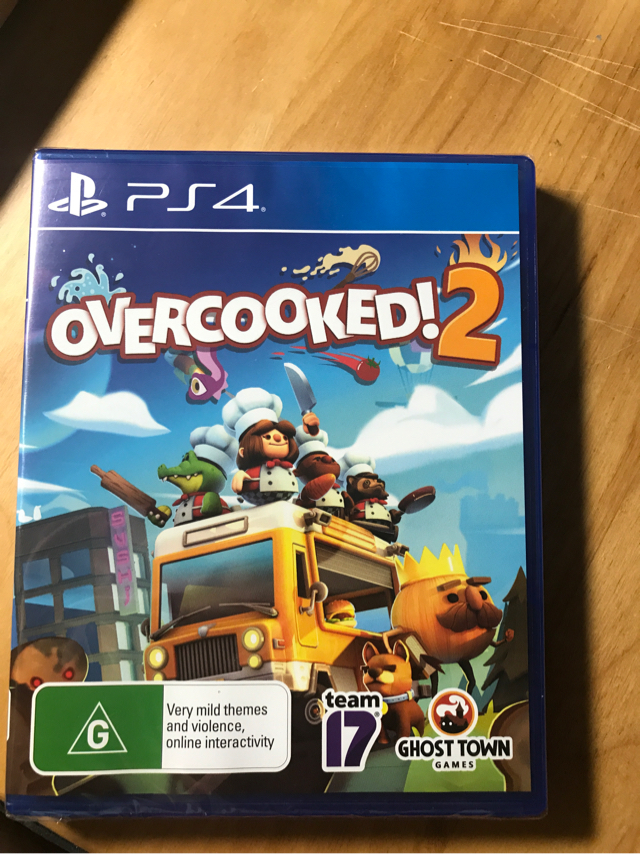 overcooked 2 ps4 image