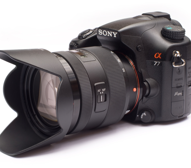 Sony A77 + 16-50mm lens image