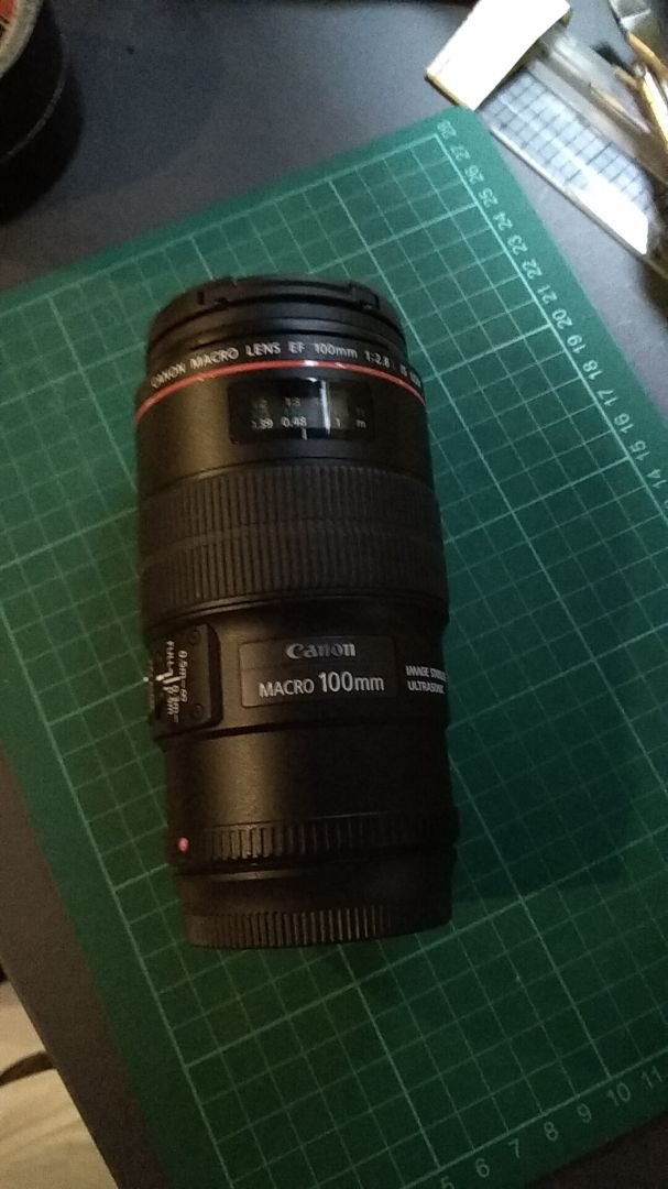 Canon 100mm Marco F2.8 image