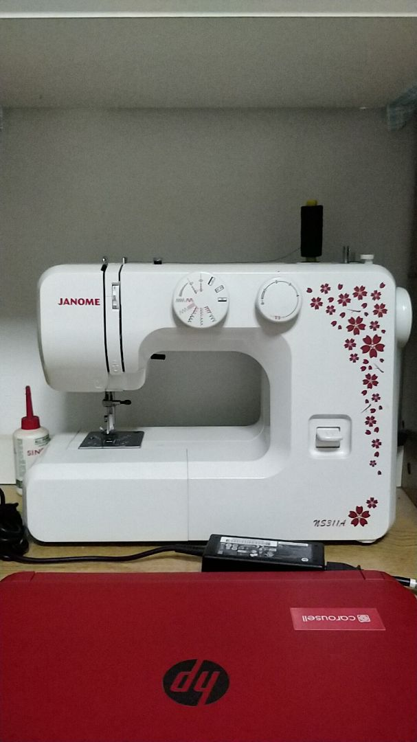 Electric Sewing Machine image