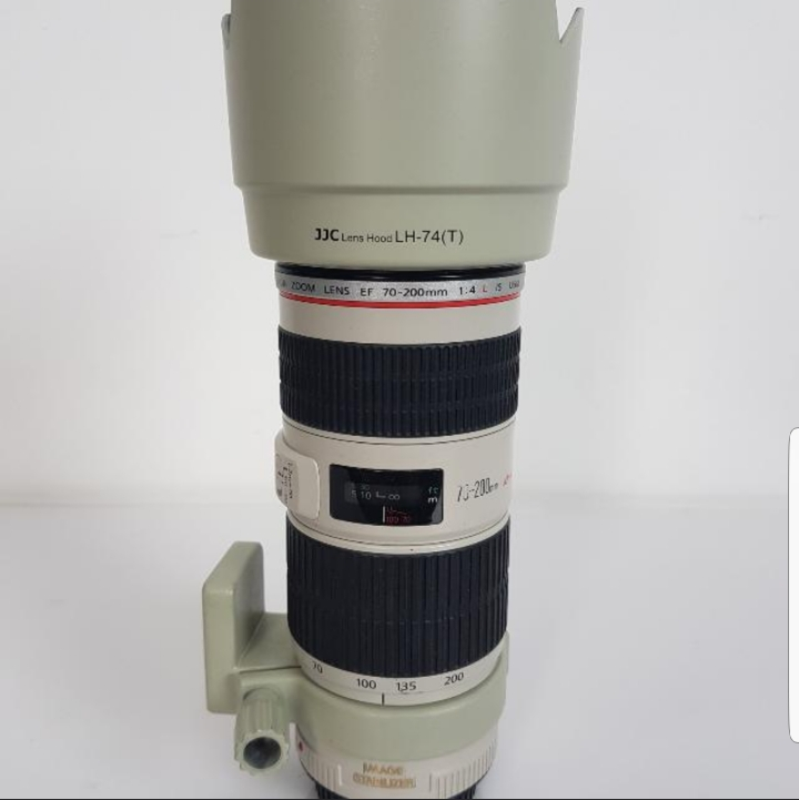 canon 70-200 F4 L IS USM lens image
