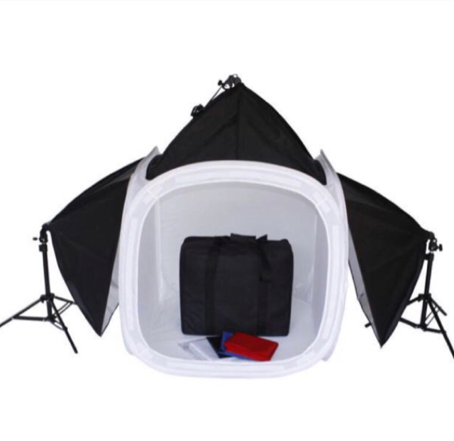 Light Tent & Softboxes image