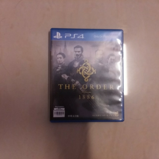 PS4 The Order 1886 image