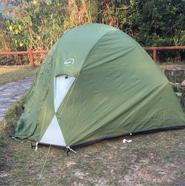 4-person Tent image