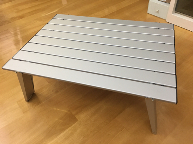 foldable table image