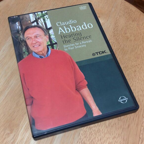 DVD: Portrait featuring the late Claudio Abbado image