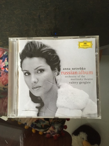 Anna netrebko: the russian album  image