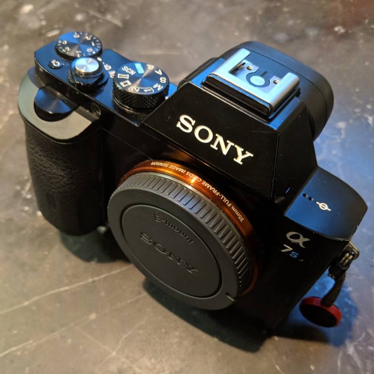 Sony A7s image