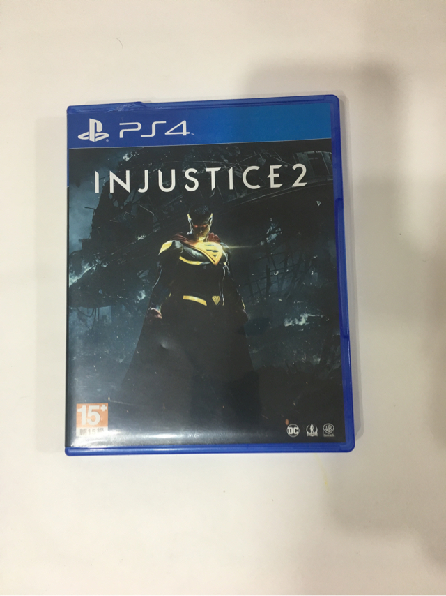 Injustice (PS4) image