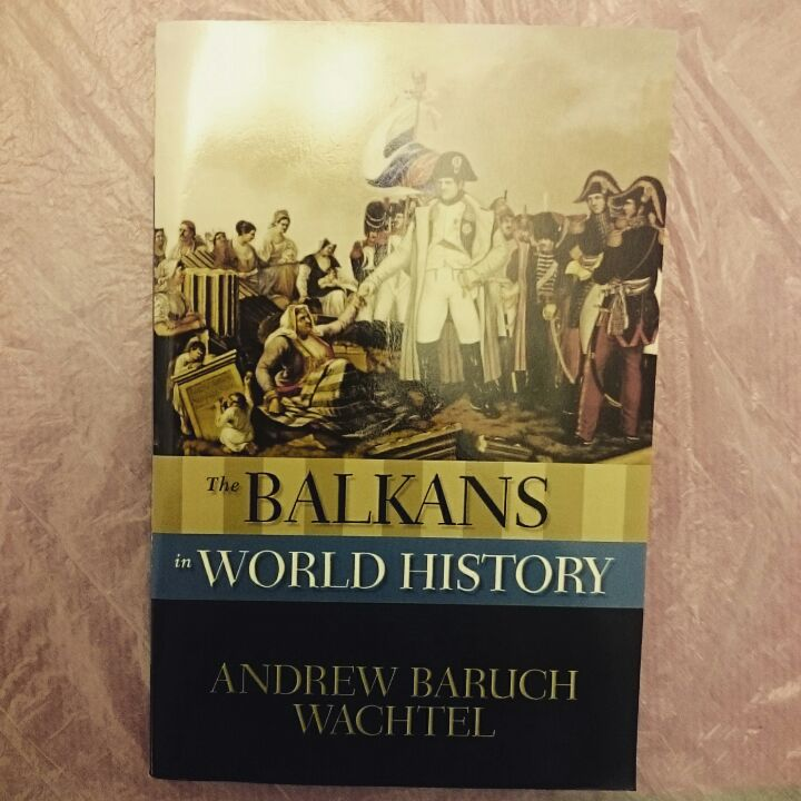 The Balkans in World History image