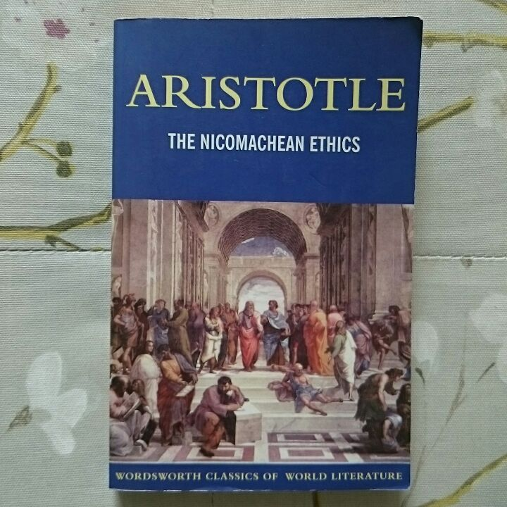 The Nicomachean Ethics by Aristotle image