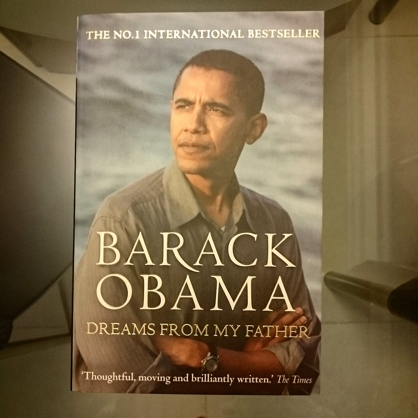 Barack Obama - Dreams from My Father image