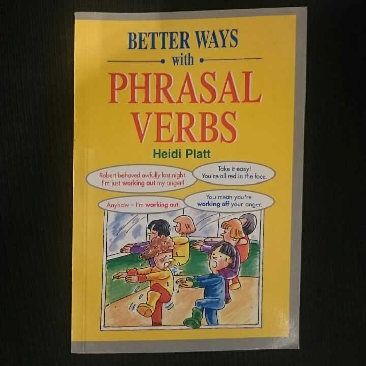 Better Ways with Phrasal Verbs image