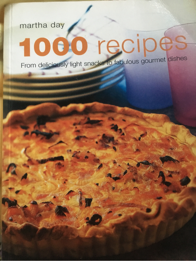 Cookbook: 1000 Recipes image