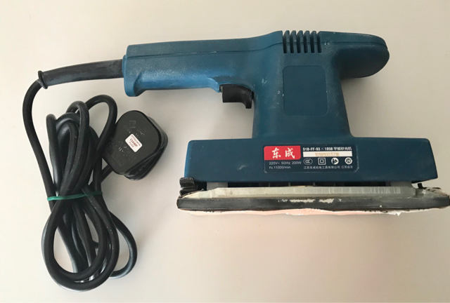 Electric Power Sander image
