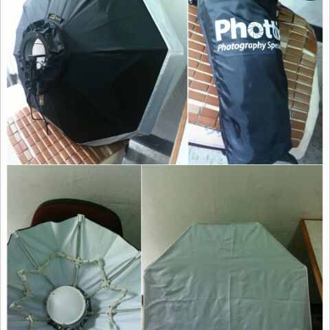 "Phottix Luna Folding Beauty Dish (White, 27.5"") image"