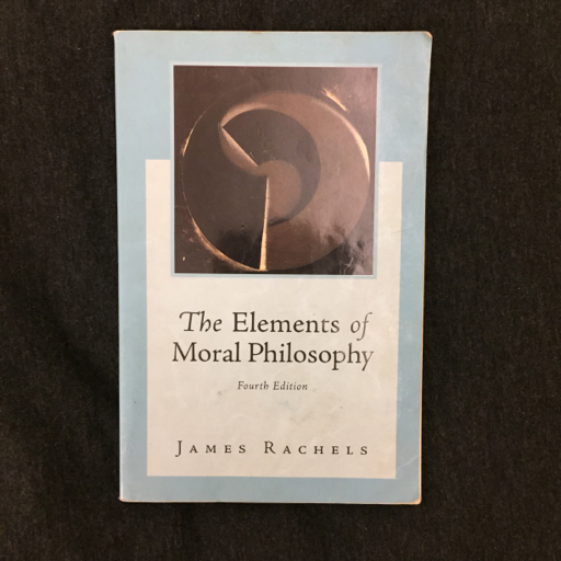 The Elements of Moral Philosophy by James Rachels image