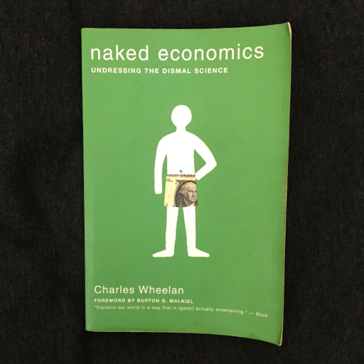 Naked Economics by Charles Wheelan image