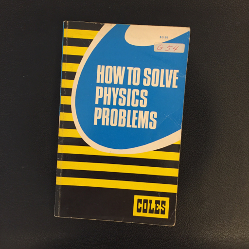 How To Solve Physics Problems image
