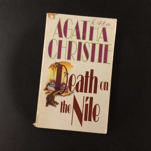 Death on the Nile by Agatha Christie image